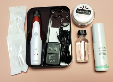 Anal Bleaching Kit (Professional) for Salon Use