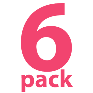 6-Pack Sugaring Paste | Intended for Industry Only | Wholesale Eligible