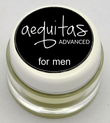 1.0 oz. Aequitas for Men (Advanced Formula)