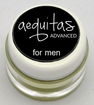 0.5 oz. Aequitas for Men (Advanced Formula)
