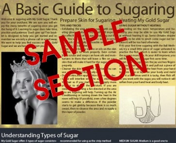 """A Basic Guide to Sugaring"" - FREE"