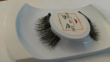 Magnetic Lashes with Tiny Magnets 1 inch wide 13mm Length