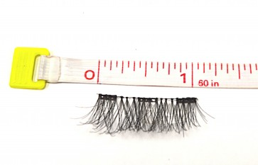 Magnetic Lashes with Thin Magnets
