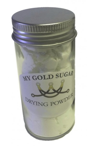 3 oz. Drying Powder for Sugaring (Prior to applying Sugaring Paste)