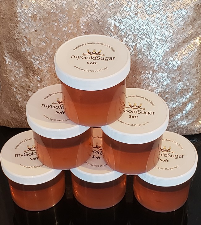 6-Pack Wholesale Sugaring Paste