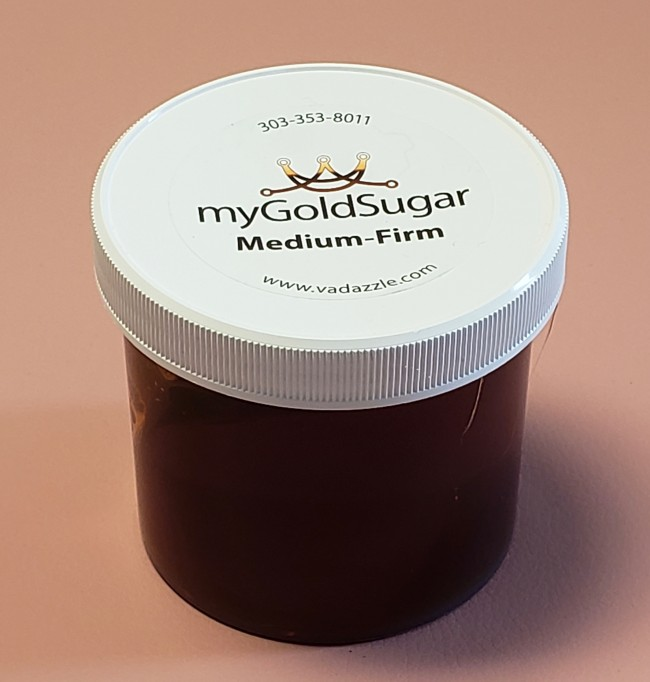 16 OZ MEDIUM-FIRM Sugaring Paste/Wax (Brazilian, Bikini