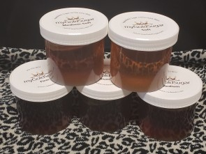ALL SIX! Sugaring Wax (Brazillian, bikini, multi-purpose, fine hair, underarms, eyebrows, nose hairs, fingers, toes, cool, warm & hot parts of body)