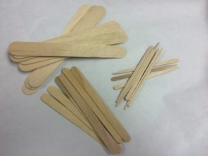 Wooden Applicator Sticks