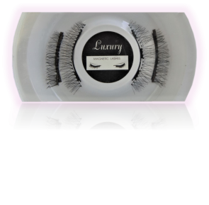 """Luxury Magnetic Eyelash """"1 Inch Wide"""" Series with 3 Magnets"""